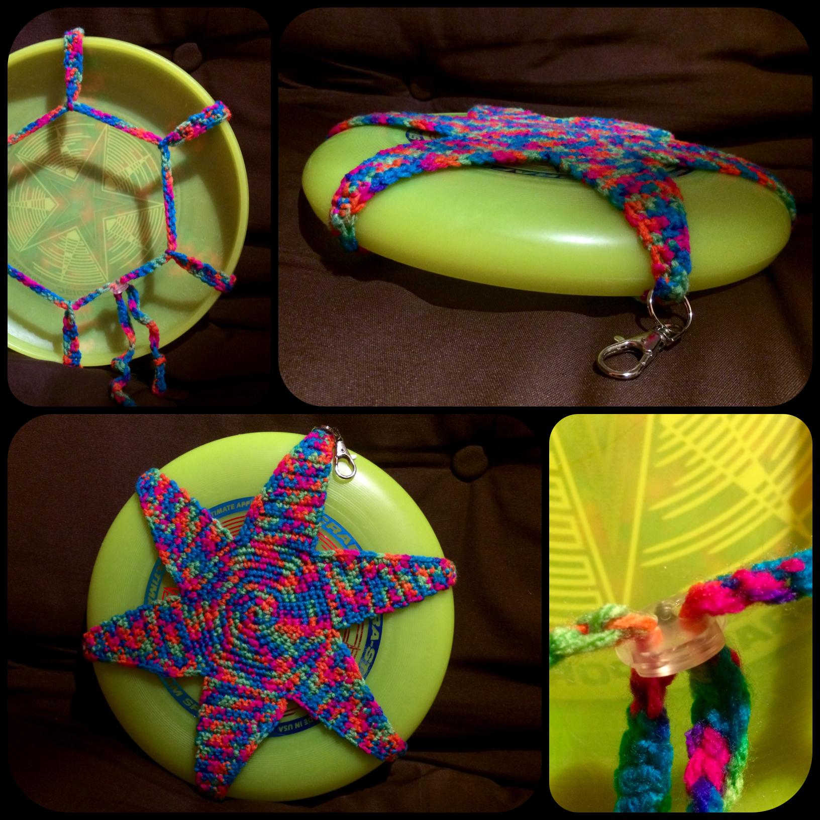 Frisbee-Tasche